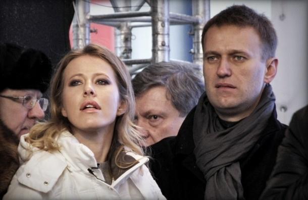 Собчак и Навального предложили лишить гражданства