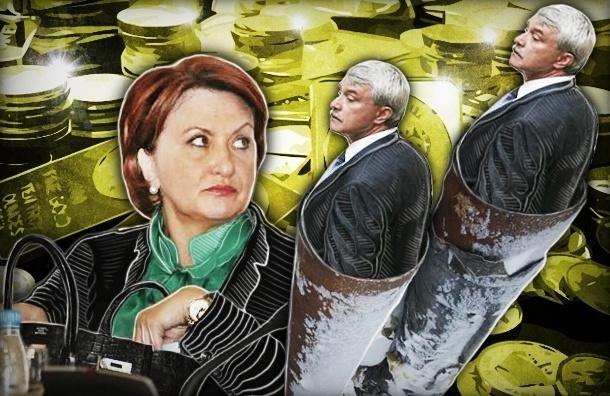 Б/у труба и положительный Полтавченко против сумочки Birkin и отрицательной Скрынник