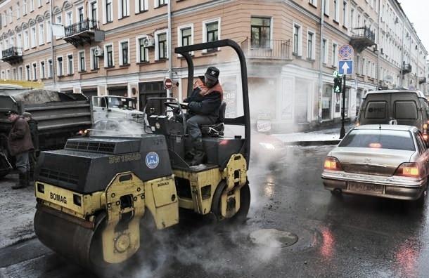 После махинаций с трубами в Петербурге вскрылись нарушения при строительстве дорог