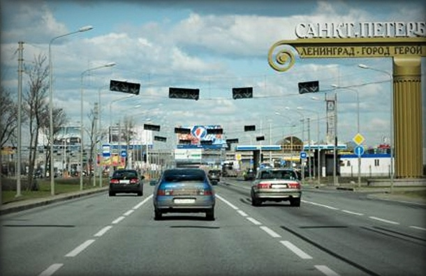 В районе Пулковского шоссе построят развязку на восемь полос