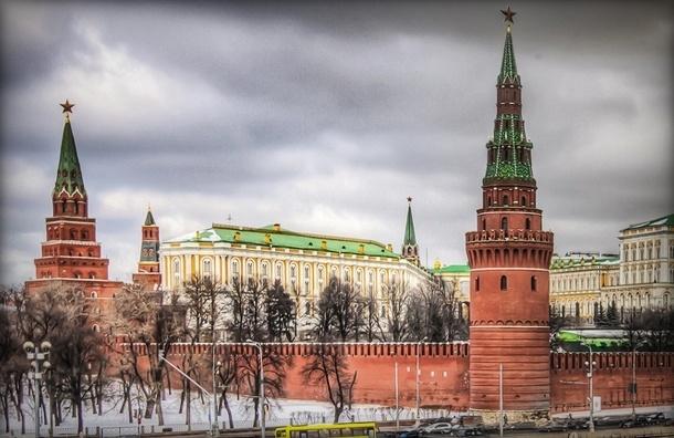 ВЦИОМ отчитался о доверии россиян Кремлю