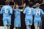 Милан-Зенит 4 декабря в Лиге чемпионов: счет 0:1, результат, смотреть гол