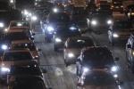 Как Петербург переживает метель и транспортный коллапс: погода 1 декабря