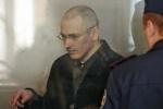 Прокурор попросил скостить срок Ходорковскому
