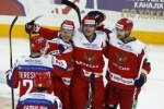 Россия – Швеция, Кубок Первого канала: Россияне разгромили шведов 5:1