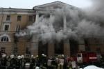 Пожар на Стачек, 172: Возбуждено уголовное дело