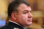 Сердюков приехал на допрос в Следственный комитет и дает показания