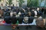 Петербуржец хочет засудить Смольный из-за Курбан-Байрама