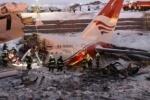 Катастрофа Ту-204 во Внуково: скончалась пятая жертва