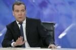 Во время интервью Медведева хэштег #жалкий вышел в мировые лидеры трендов Твиттера