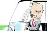 В петиции на сайте Белого дома призывают внести Путина в список Магнитского
