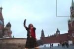 """Джигурда в килте станцевал на Красной площади """"Gangnam style"""" (смотреть)"""