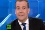 Дмитрий Медведев назвал следователей «болотного дела» козлами