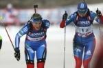 Биатлон, гонка преследования 2 декабря: женщины и мужчины – результаты