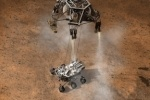 На Марсе нашли органику, содержащие соединения водорода, углерода и хлора