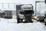 Пробка на трассе Петербург – Москва: ГИБДД уверяет, что пробка уменьшается