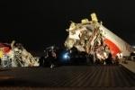 Авиакатастрофа во Внуково Ту-204, 29.12.2012: Самолет упал на Киевское шоссе, погибшие, пострадавшие