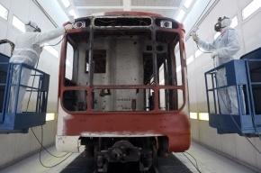 Петербургское метро осчастливили вагонами с овальными колесами