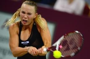 Датскую теннисистку, которая передразнила Серену Уильямс, обвинили в расизме