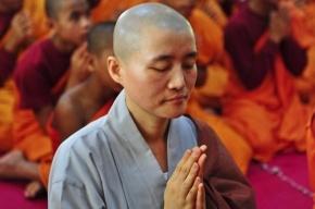 Из-за конца света буддисты России помолятся за психическое равновесие