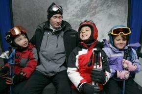 Новогодние каникулы Путин проведет на лыжах