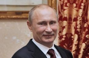 Путин не смог самостоятельно сесть из-за болей в спине