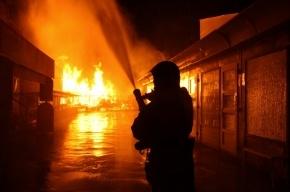 В американском городке неизвестный расстрелял пожарную команду