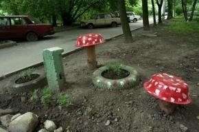 В ГУЖА Калининского района идут обыски из-за хищений при благоустройстве дворов