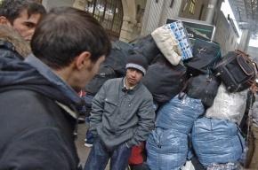 Под Новый год мигранты, кинутые работодателями, все чаще идут на криминал