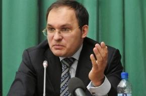 Вице-губернатор Метельский уходит из Смольного в бизнес