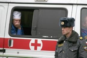 В Петербурге мужчина угнал «скорую» из Мариинской больницы