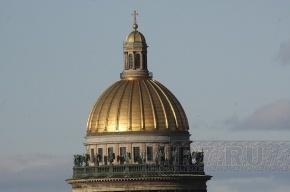 Передачей городской собственности Церкви будет распоряжаться Смольный