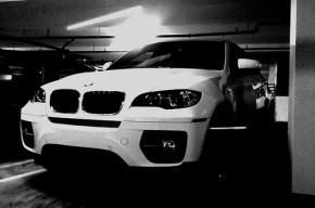 У хоккеиста СКА Ивана Непряева угнали BMW X5