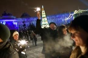 Новый год в Петербурге: где и когда празднуем