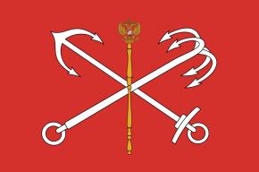 Власти Петербурга десять лет пользовались неправильным флагом города