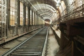 Метро «Новокрестовская» построят на намыве за 24 млрд рублей