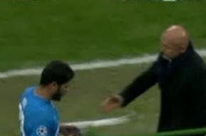 Халк не пожал руку Спаллетти – футболист уходит из «Зенита»