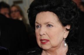 В Петербурге запрещено устанавливать мемориальную доску в честь Галины Вишневской