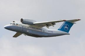 В Казахстане разбился самолет с главой погранслужбы