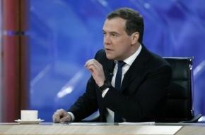 Медведев рассказал, что бросил курить на четвертом курсе