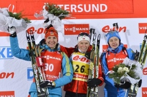 Результаты биатлона 1 декабря: Норвежка и канадец победили в спринте