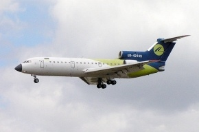 Самолет Ижевск – Петербург не долетел до места назначения
