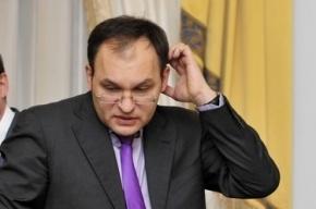 В Смольном поделили полномочия вице-губернатора Метельского, ушедшего в отставку