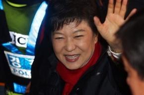 Южную Корею впервые в истории возглавила женщина