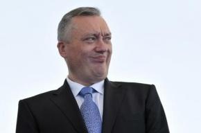 Вадим Тюльпанов сломал ногу, выходя из церкви в Петербурге