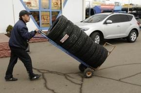 Водителей заставят менять летнюю резину зимой