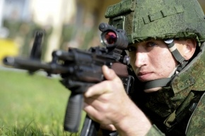 Армия России полностью перейдет на новую форму в 2014 году