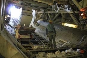 Почти достроенный выход из метро «Спасская» придется законсервировать