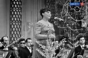 Советская эстрадная певица Ольга Воронец упала и сломала ногу