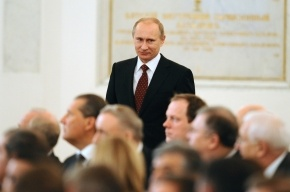 Путин обратится к Федеральному собранию 12 декабря